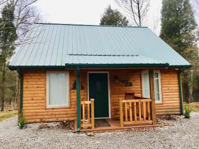 Grayson County Single Family Home For Sale: 120 Little Cabin Ln