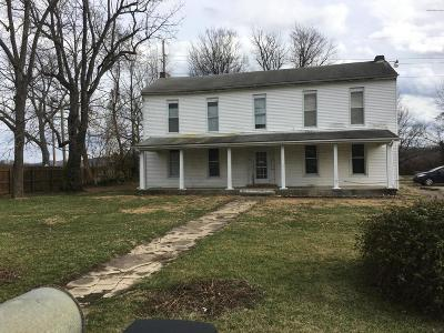 Multi Family Home For Sale: 14011 Dixie