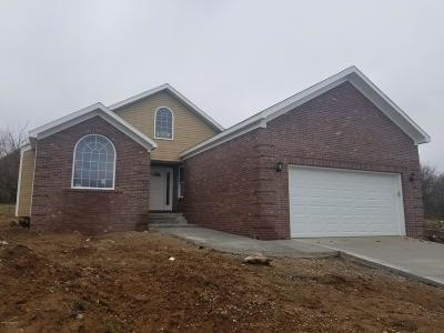 Shelbyville Single Family Home For Sale: 3190 Squire Cir