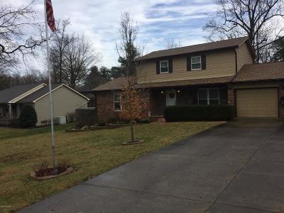 Elizabethtown Single Family Home For Sale: 303 Chestnut St