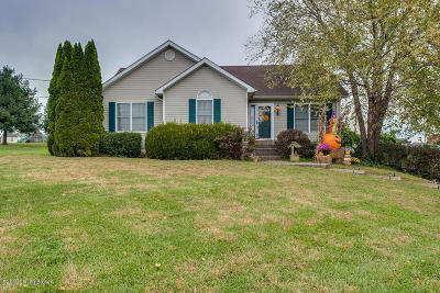 Taylorsville Single Family Home For Sale: 2351 Normandy Rd