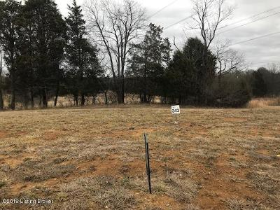 Shelby County Residential Lots & Land For Sale: Lot 343 Gavin Ct #343