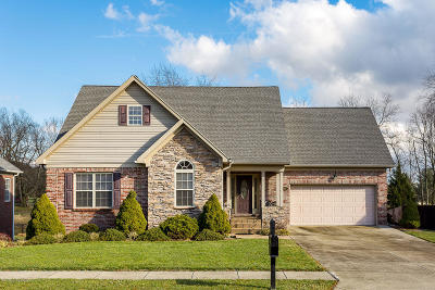 Shelbyville Single Family Home For Sale: 189 Blossom Cir