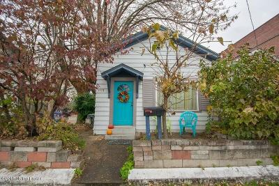 Highlands Single Family Home For Sale: 1113 Payne St