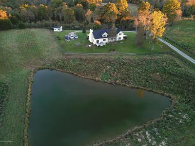 Henry County Farm For Sale: 1258 Woods Pike