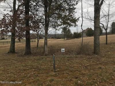 Shelby County Residential Lots & Land For Sale: Lot 360 Gavin Ct #360