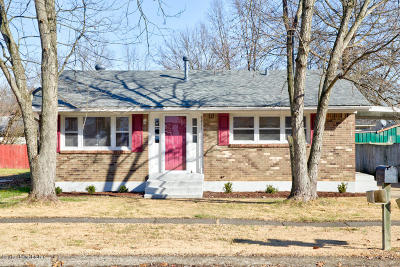 Single Family Home For Sale: 8811 Willowcreek Dr