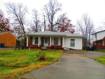 Single Family Home For Sale: 4605 Rossmoor Dr