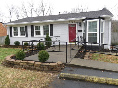 Single Family Home For Sale: 9726 Titan Dr