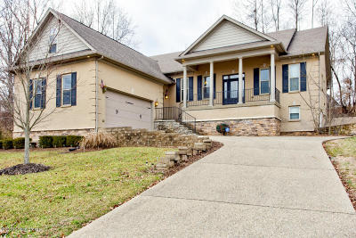 Oldham County Single Family Home For Sale: 508 Wood Lake Dr