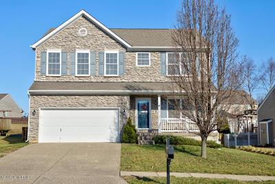 Single Family Home For Sale: 8809 Teak Dr