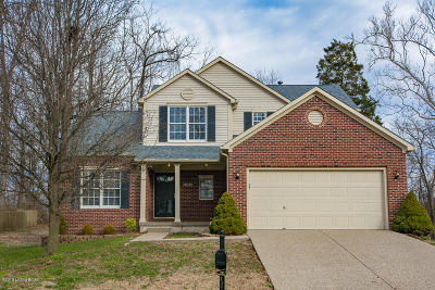 Single Family Home Active Under Contract: 12405 Dominion Way