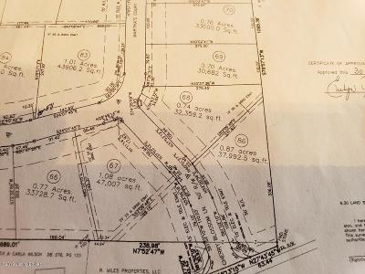 Mt Washington Residential Lots & Land For Sale: 68 Marthas Ct