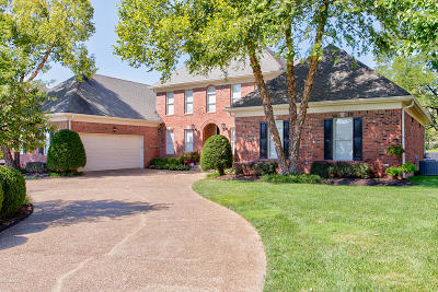 Louisville KY Single Family Home For Sale: $598,500