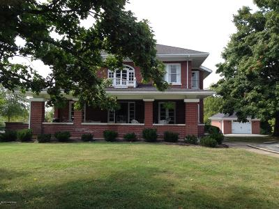 Single Family Home For Sale: 5865 South Main St