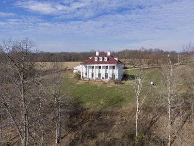 Shelbyville Farm For Sale: 1251 Donohue Rd