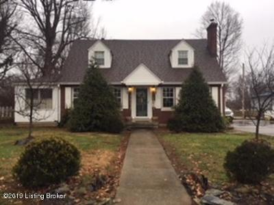 Nelson County Single Family Home For Sale: 214 W Beall Ave