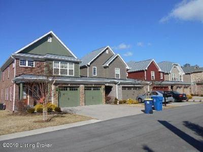 Louisville Condo/Townhouse For Sale: 10206 Dorsey Pointe Cir #10206