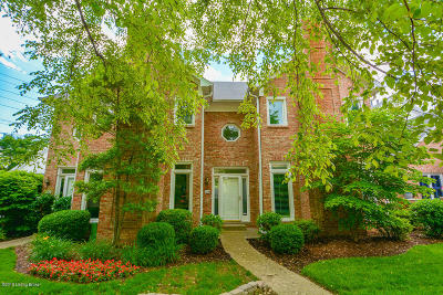 Louisville Condo/Townhouse For Sale: 148 Promenade Ct