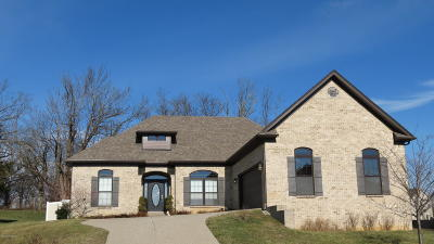 Single Family Home For Sale: 117 Lacewood Way