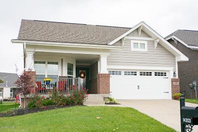 Single Family Home For Sale: 14303 Hartland Ave