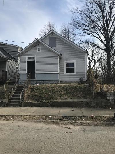 Louisville Single Family Home For Sale: 841 S 23rd St