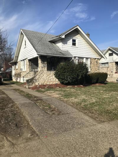 Louisville Single Family Home For Sale: 322 N 44th St