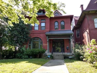 Louisville Single Family Home For Sale: 1712 S 3rd St