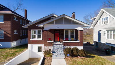 Louisville Single Family Home For Sale: 120 Northwestern Pkwy