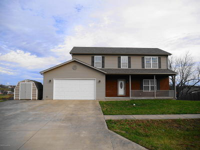 Single Family Home For Sale: 123 Alpine Dr
