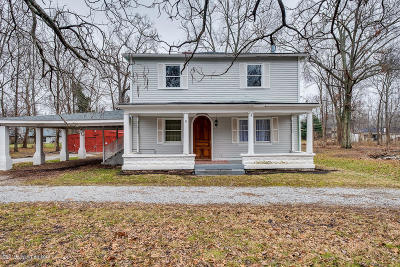 Single Family Home For Sale: 11412 Lagrange Rd