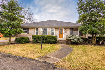 Louisville Single Family Home For Sale: 2708 Hikes Ln