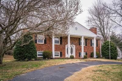 Louisville Single Family Home For Sale: 6709 Cooper Chapel Rd