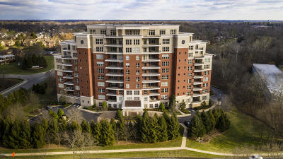 Louisville Condo/Townhouse For Sale: 6600 Seminary Woods Pl #802-4