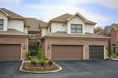 Jefferson County Condo/Townhouse For Sale: 3435 Hurstbourne Ridge Blvd