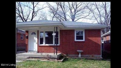 Louisville Rental For Rent: 4148 Wheeler Ave
