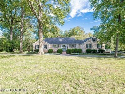 Louisville Single Family Home For Sale: 500 Twinbrook Rd