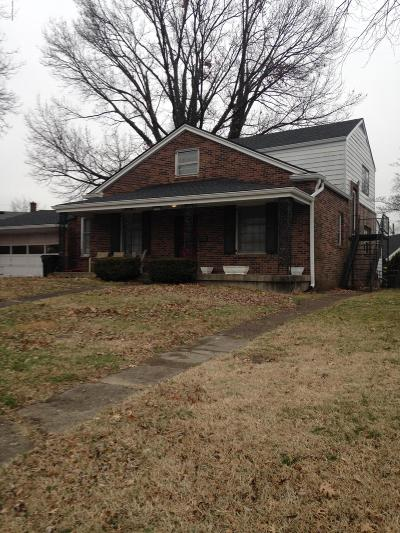 Louisville KY Multi Family Home For Sale: $164,900