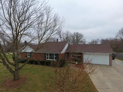 Shelby County Single Family Home For Sale: 417 Top Hill Dr
