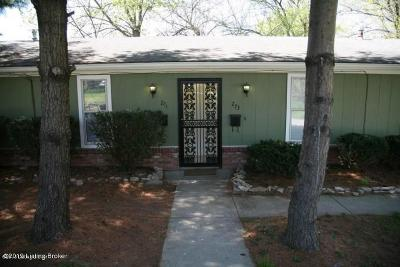 Louisville Rental For Rent: 273 Thompson Ave #273