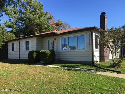 Elizabethtown Single Family Home For Sale: 5362 S Wilson Rd