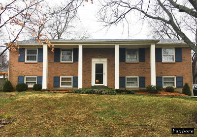 Louisville Rental For Rent: 828 Foxwood Ave