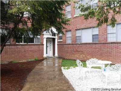 Louisville Rental For Rent: 1327 Everett Ave #B6