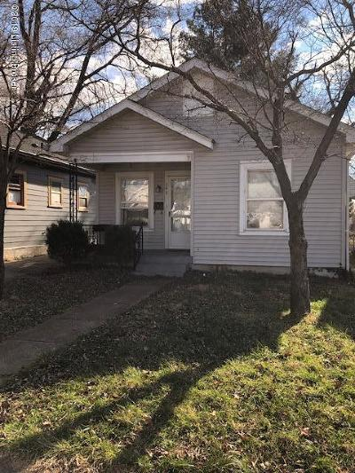 Louisville Rental For Rent: 648 Merwin Ave