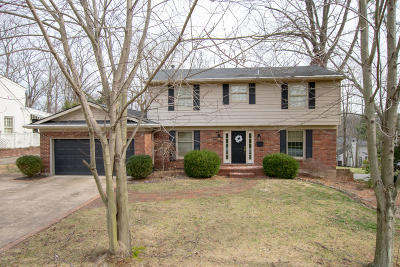 Louisville Single Family Home For Sale: 605 Maryhill Ln