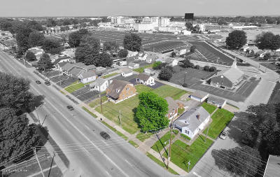 Residential Lots & Land For Sale: 3213 Taylor Blvd