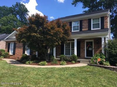 Louisville Single Family Home For Sale: 1823 Arboro Pl