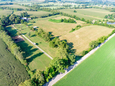 Shelby County Residential Lots & Land For Sale: 659 Narrow Gage Pike
