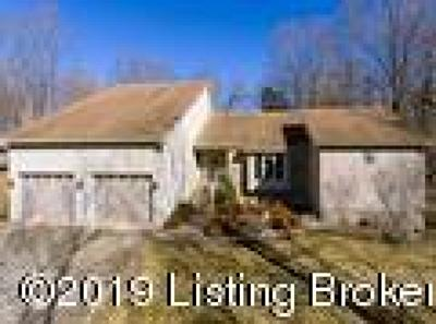 Bardstown Single Family Home For Sale: 109 Stonehouse Trail