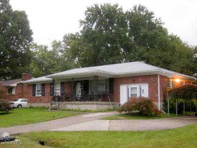 Louisville Single Family Home For Sale: 4302 Santa Paula Ln